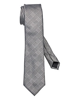 Williams & Brown London Check Tie R