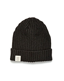 Label J Fisherman Knit Beanie