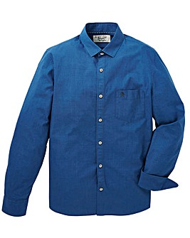 Original Penguin Indigo Dye Textured Shr