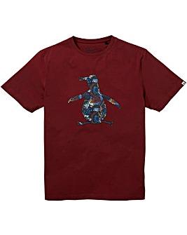 Original Penguin Butterfly Wing T-Shirt