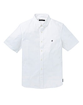 French Connection White Oxford Shirt