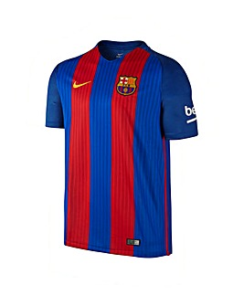 Nike Barcelona FC Replica Home Shirt