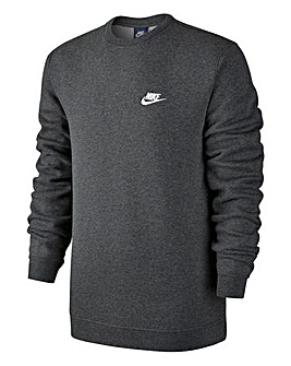 Nike Club Crew Neck Sweatshirt