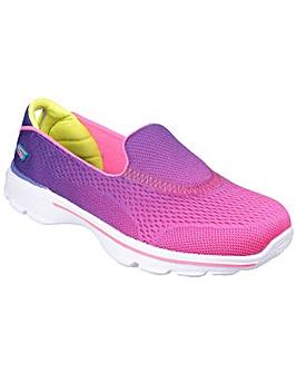Skechers Go Walk 3 Slip on Shoe