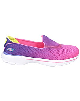 Skechers Go Walk 3 Slip on Shoe