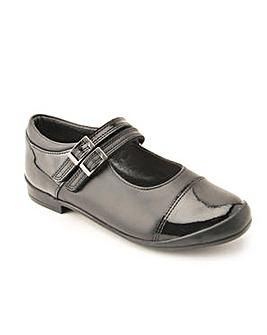 Start-rite Hermione Black Leather/Patent