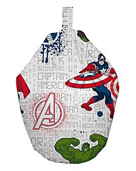 Marvel Avengers Mission Beanbag