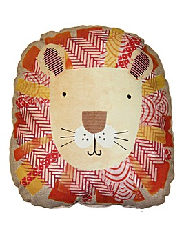 Circus Fun Lion Cushion
