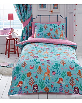 Mermaids Duvet Set