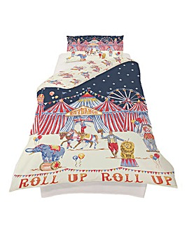 Circus Fun Duvet Set