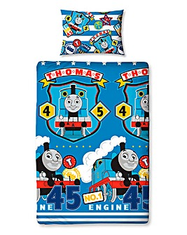 Thomas Patch Rotary Duvet