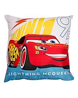 Cars Lightning McQueen Square Cushion