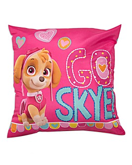 Paw Patrol Forever 40cm Square Cushion