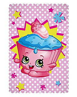 Shopkins Jumble Panel Fleece