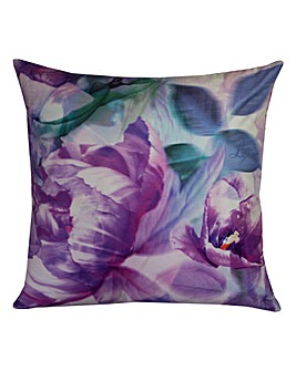 Lipsy Translucent Bloom Filled Cushion