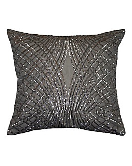 Kylie Esta Silver Filled Cushion