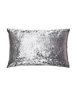 Boulevard Velvet Dove Grey Cushion