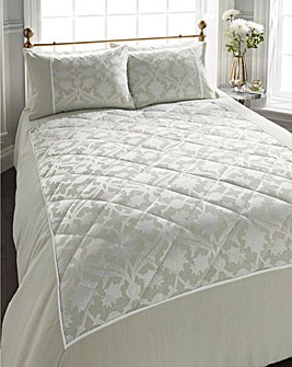 Jackson Quilted Throwover
