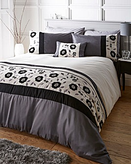 Marissa Embellished Duvet Cover Set