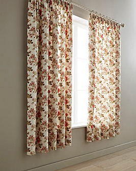 Wild Rose Curtains