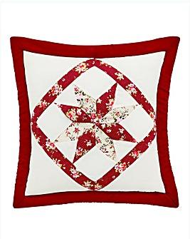 Bronte Puffball Cushion Covers Pair