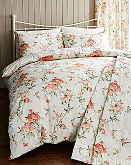 Carmella Print Duvet Set