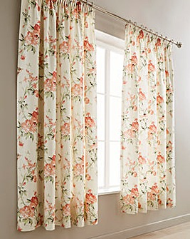 Carmella Thermal Lined Curtains