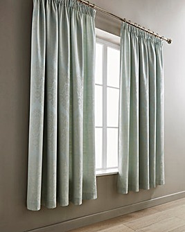 Windsor Jacquard Lined Curtains