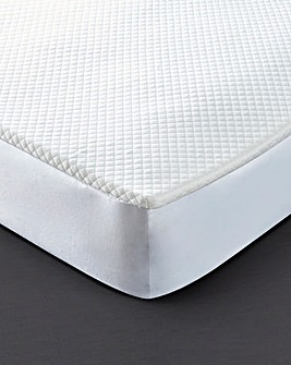 Memory Foam Mattress Topper - 2.5cm