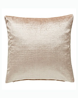 Luxury Textured Velvet Filled Cushion
