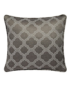 Denby Jacquard Filled Cushion