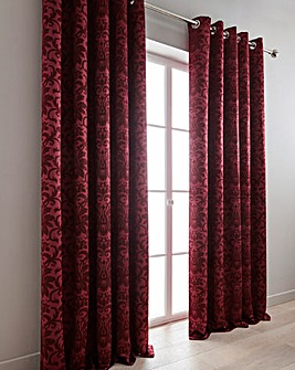 Denton Dasmask Woven Blackout Curtains