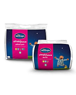 Silentnight 13.5 Duvet & Pillow Bundle