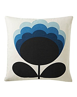 Orla Kiely Blossom Flower Cushion