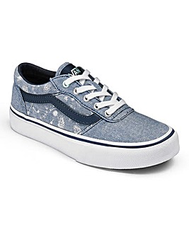 Vans Junior Milton Trainers