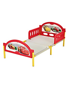 Disney Cars Cosy Time Toddler Bed