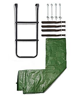 Plum 12ft Trampoline Accessory Kit