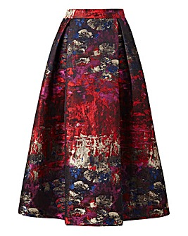 Joanna Hope Jacquard Skirt