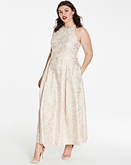 Joanna Hope Jacquard Ballerina Dress