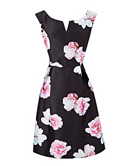 Joanna Hope Print Prom Dress