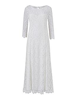 Joanna Hope Lace Maxi Dress