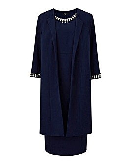 Joanna Hope Dress and Longline Jacket