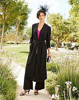 Joanna Hope Longline Jacket