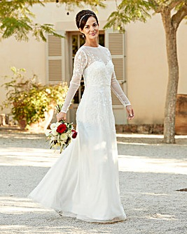 Joanna Hope Beaded Bridal Dress