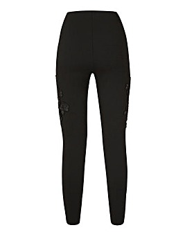 Joanna Hope Applique Leggings
