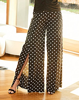 Joanna Hope Spot Trousers