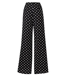 Joanna Hope Spot Trousers