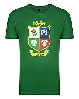 British & Irish Lions Logo Tee