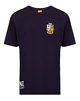 British & Irish Lions Small Logo Tee