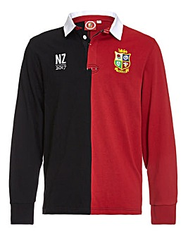 British & Irish Lions LS Rugby Shirt